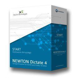 NEWTON DICTATE 4 - Start