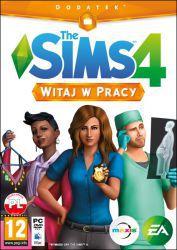 The Sims 4 - Witaj w Pracy (dodatek) (PC)