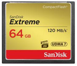 SanDisk CF 64GB Extreme 120/85