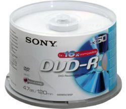 DVD-R SONY 50 szt