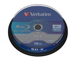 BD-R Verbatim 25GB SL 10szt
