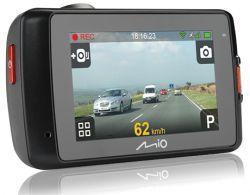 MIO MiVue 658 touch Wi-Fi rejestrator samochodowy