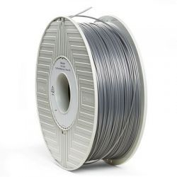 Verbatim PLA | Srebrny | ø1,75 mm | 1 kg