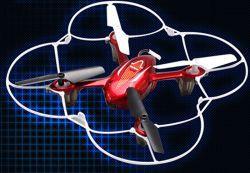 Syma X11C Mini Dron z kamerą HD Czerwony