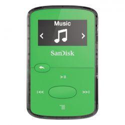 SanDisk Sansa Clip Jam 8GB zielona