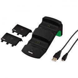 Hama stacja ładująca Dual Extra do kontrolerów Xbox One