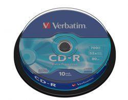 CD-R Verbatim Extra Protection 10szt