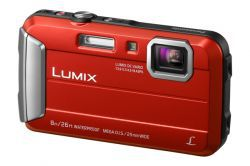 Panasonic DMC-FT30 Czerwony