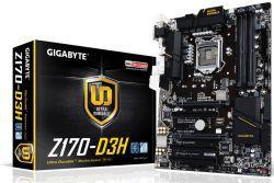 Gigabyte Z170-D3H