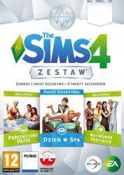 The Sims 4 (zestaw 1 dodatków)