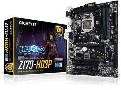 Gigabyte Z170-HD3P DDR4