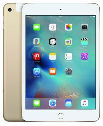 Apple iPad mini 4 LTE 128GB Gold