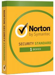 Norton Security Standard BOX PL 1 - desktop - licencja na rok