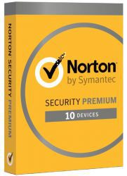 Norton Security Premium BOX PL 10 - desktop - licencja na rok