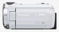 Panasonic HC-V770EP-W biała