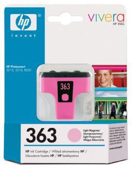 HP No. 363 jasny purpurowy