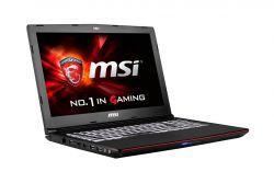 MSI GE62 6QF(Apache Pro)-011XPL - 120GB M.2 + 1TB HDD