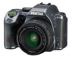 Pentax K-S2 + DAL 18-50WR + DAL 50-200WR czarny