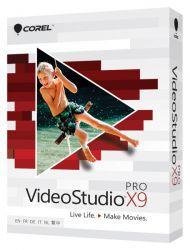 Corel VideoStudio Pro X9 ENG
