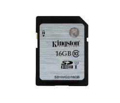 Kingston SDHC 16GB G2