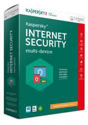 Kaspersky Internet Security multi-device Home & Student 3.0 BOX 2 - Desktop - licencja na rok
