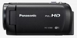 Panasonic HC-V380EP-K czarna