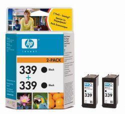 HP No. 339 czarny [2 Pack]