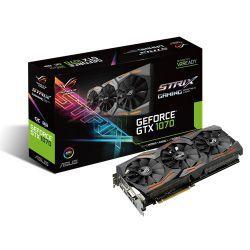 ASUS GeForce GTX 1070 STRIX OC 8GB GDDR5 VR Ready