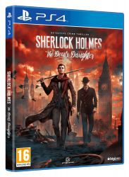 Sherlock Holmes: The Devil's Daughter PL