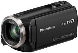 Panasonic HC-V180EP-K czarna
