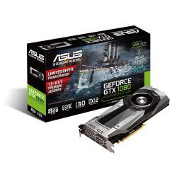 ASUS GeForce GTX 1080 STRIX 8GB GDDR5X VR Ready