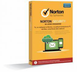 Norton Security BOX PL 3 - desktop - licencja na rok