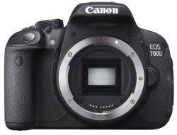 Canon EOS 700D + obiektyw 18-55mm DC III