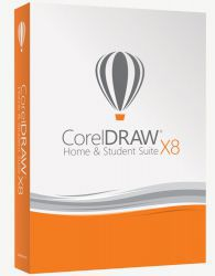CorelDRAW Home & Student Suite X8 PL