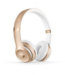 Beats Solo 3 Wireless Gold