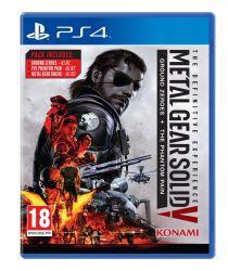 Metal Gear Solid V Definitive Edition (XONE)
