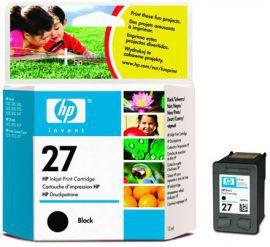 HP No. 27 czarny