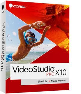 Corel VideoStudio Pro X10 ENG