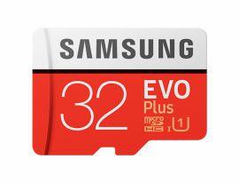 Samsung EVO PLUS microSDHC 32GB UHS-I U1 [Zapis 20MB/s Odczyt 95MB/s]