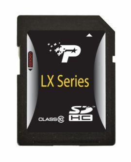 Secure Digital (SDHC) 16GB Patriot LX Class 10