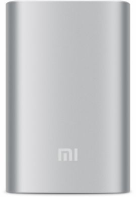 Xiaomi Mi Power Bank 10000 mAh srebrny