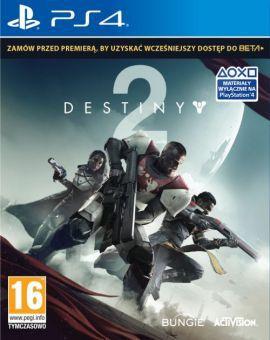 Destiny 2 Edycja Kolekcjonerska (PS4)