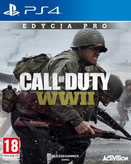 Call of Duty WWII Edycja Pro (PS4)