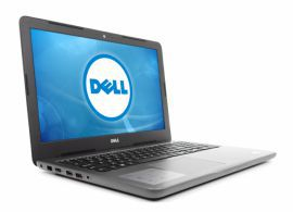DELL Inspiron 15 5567 [2666] - szary - 240GB SSD | 16GB