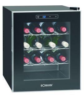 Chłodziarka do wina Bomann KSW 344