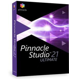 Pinnacle Studio 21 Ultimate PL