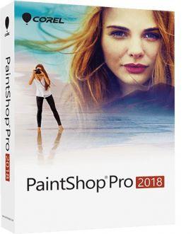 Corel PaintShop Pro 2018 ENG