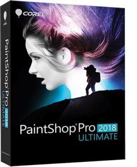 Corel PaintShop Pro 2018 Ultimate ENG