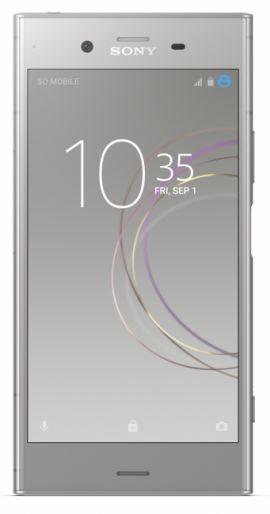 Sony Xperia XZ1 DualSim gorące srebro