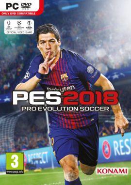 Pro Evolution Soccer 2018 Standard (PC)